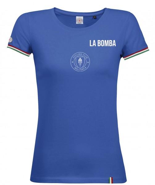 Damen T-Shirt LA BOMBA