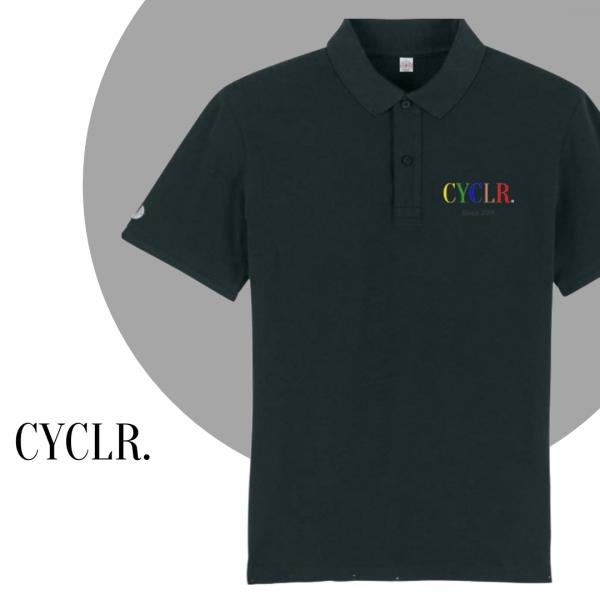 Men´s Poloshirt CYCLR. MOD.10