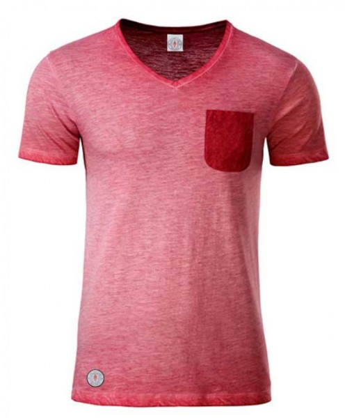 Herren T-Shirt ROJO
