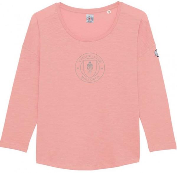 Damen 3/4 Shirt LA ONDA