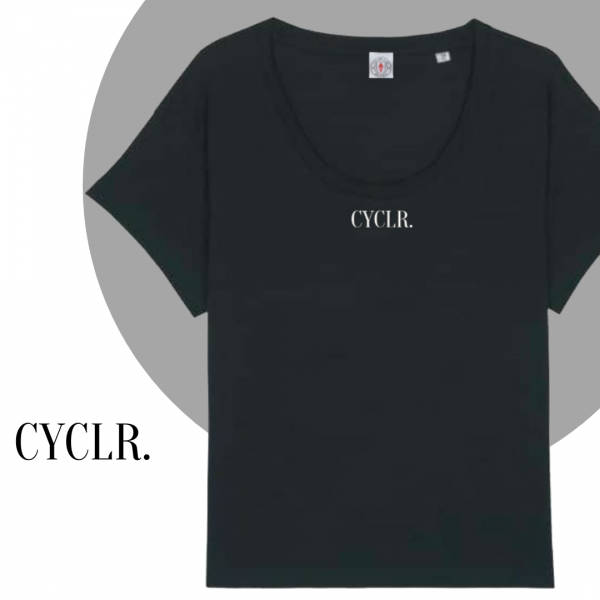 Ladie`s T-Shirt CYCLR. MOD.4