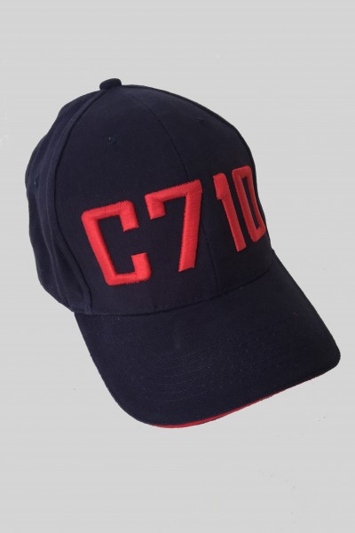 Basecap C710 Darkblue