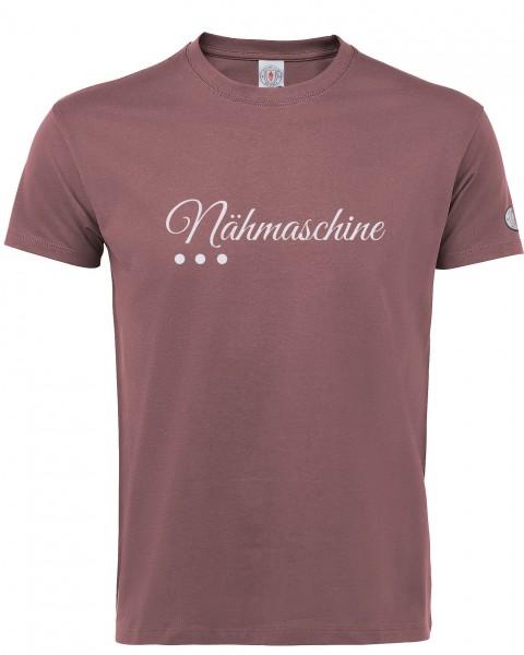 Herren T-Shirt NÄHMASCHINE