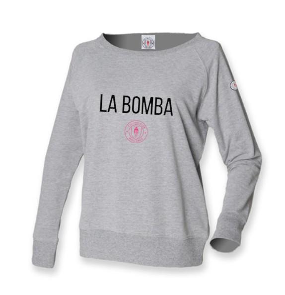 Damen Sweatshirt LA BOMBA