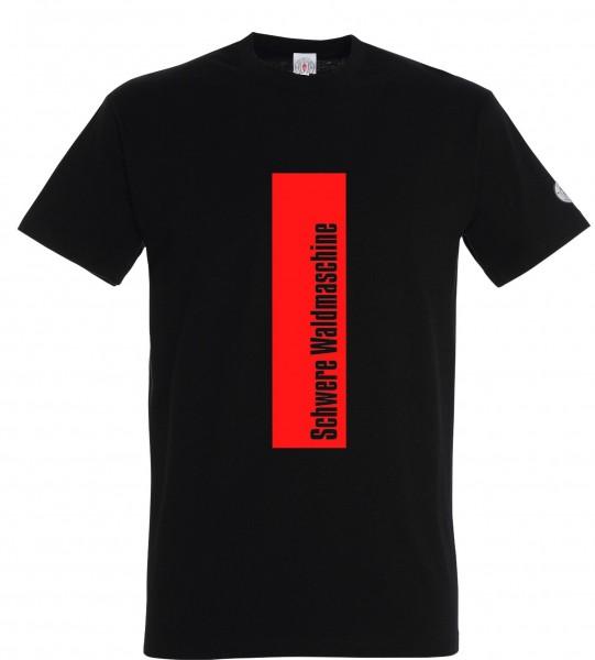 Herren T-Shirt SCHWERE WALDMASCHINE