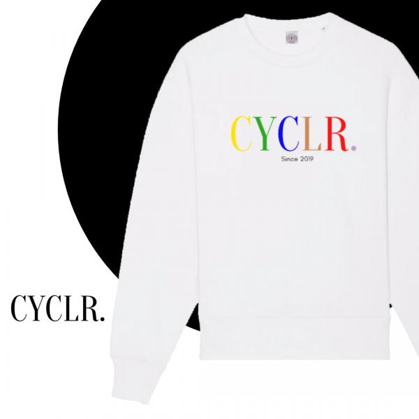 Unisex Sweatshirt CYCLR. MOD.6